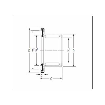 KOYO RAX 718 Complex Bearing